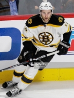 MONTREAL, QC - DECEMBER 09: Brett Connolly #14 of the Boston Bruins plays in the game against the Montreal Canadiens at Bell Centre on December 9, 2015 in Montreal, Quebec, Canada. (Photo by Jana Chytilova/NHLI via Getty Images)